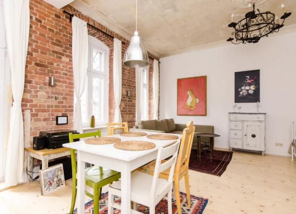 Luxusní investiční byt 1