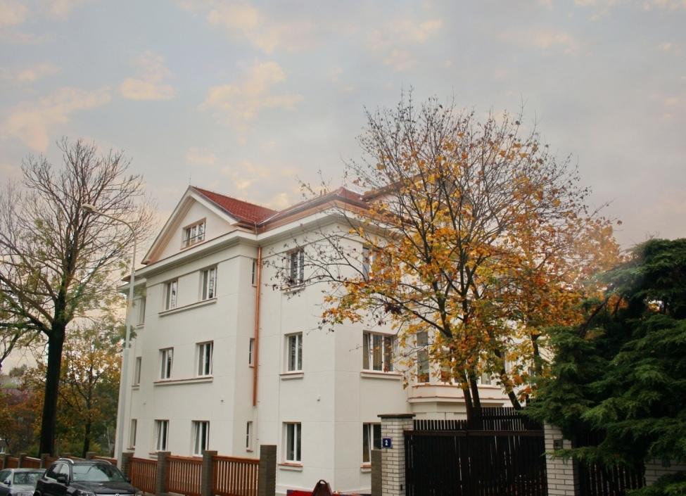Bydleni veí vilové čtvrti 38m 0