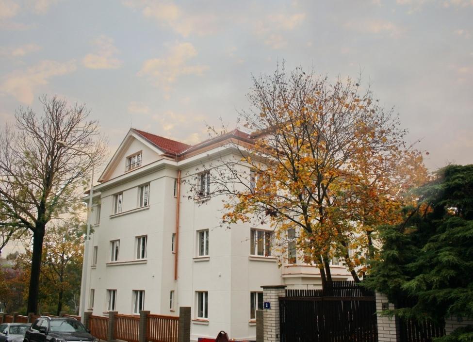 Luxusní byt ve vilové oblasti 43m 0