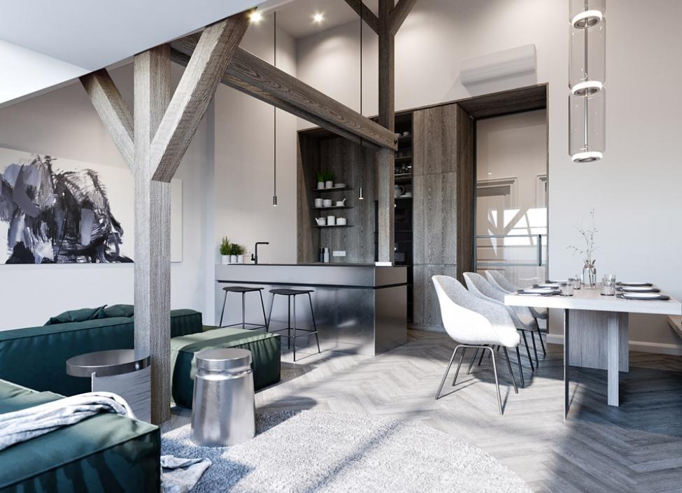 Luxusní byt na prodej - Praha 2 - Vinohrady - 93m 0