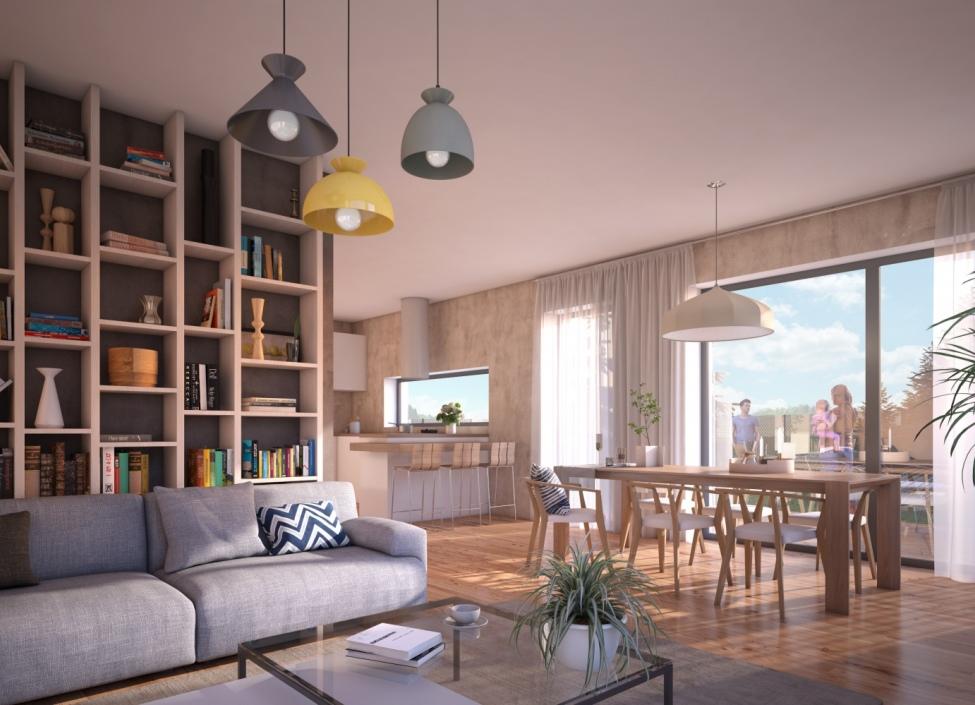 Prodej rodinného domu na Praze 5 - Jinonice - 220m 0