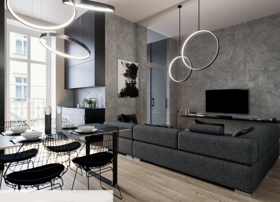 Prodej bytu Praha 1 - 96m 0