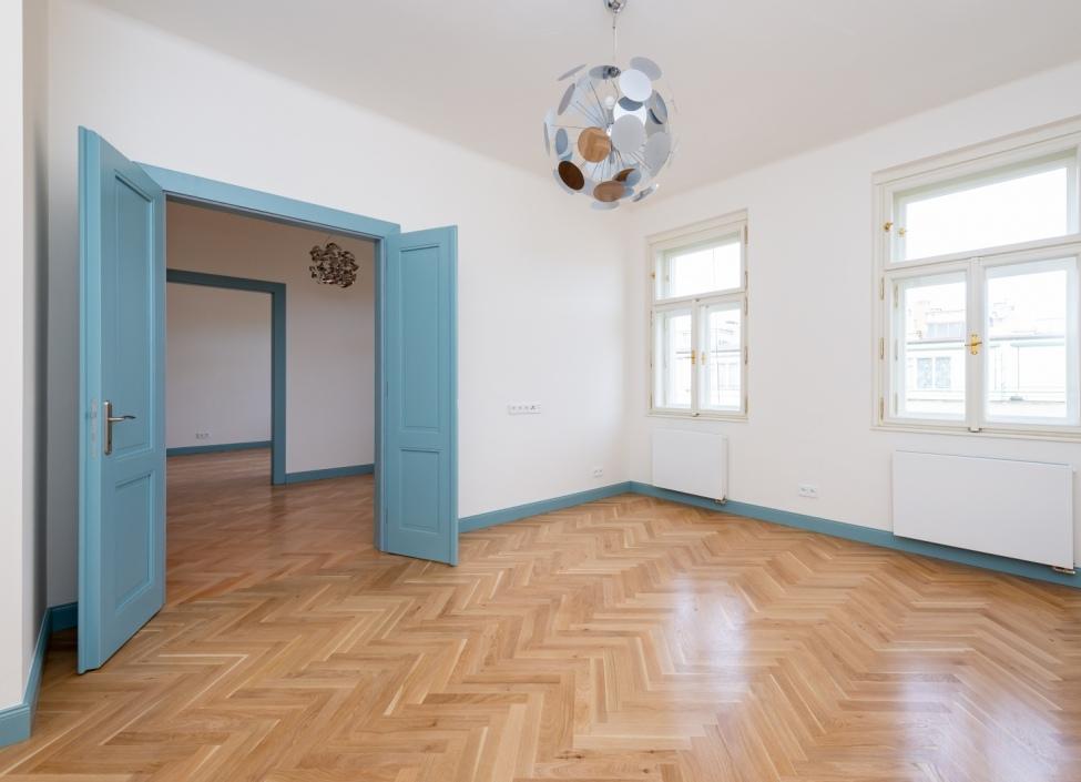 Luxusní byt na prodej - Praha 1 - Petrská čtvrť - 81m 1
