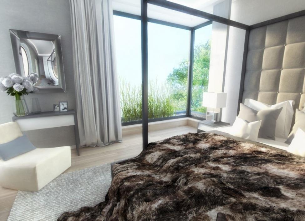 Luxusní byt s terasou 135m 0