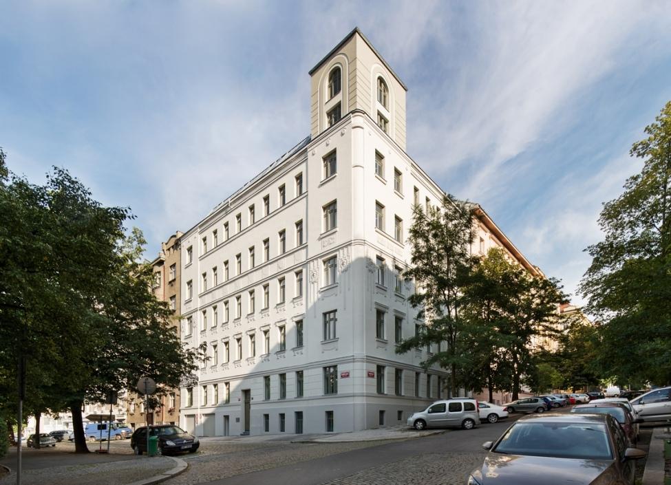 Luxusní byt Vinohrady 75m 0