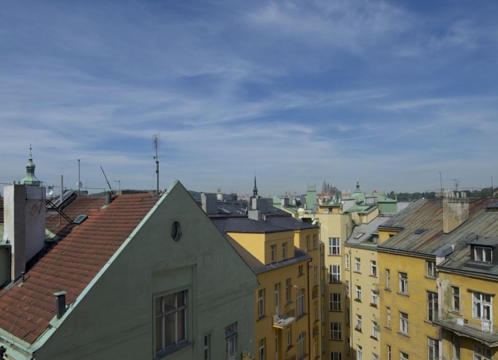 Luxusní byt v centru Prahy 87m 0