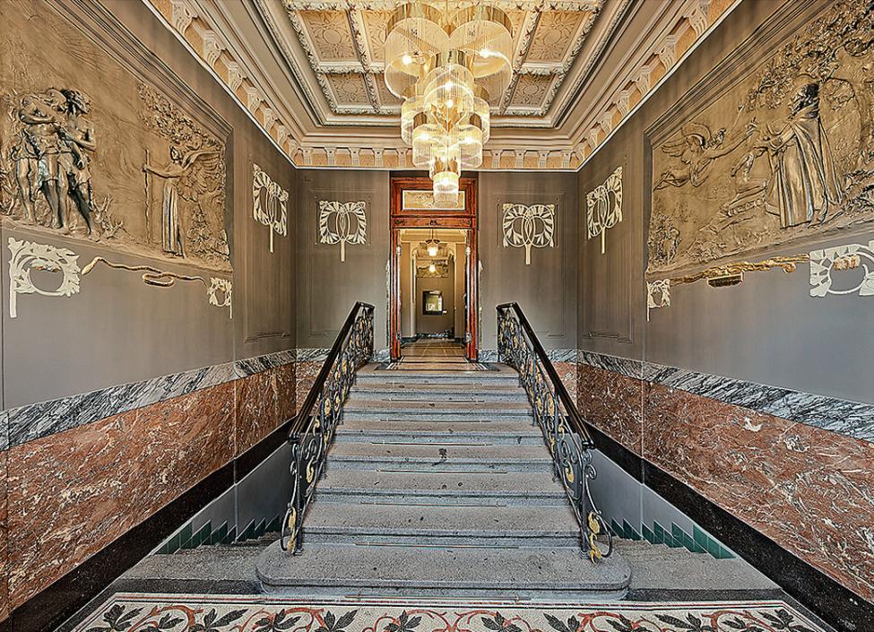 Luxusní byt Janáčkovo nábřeží 107m 1