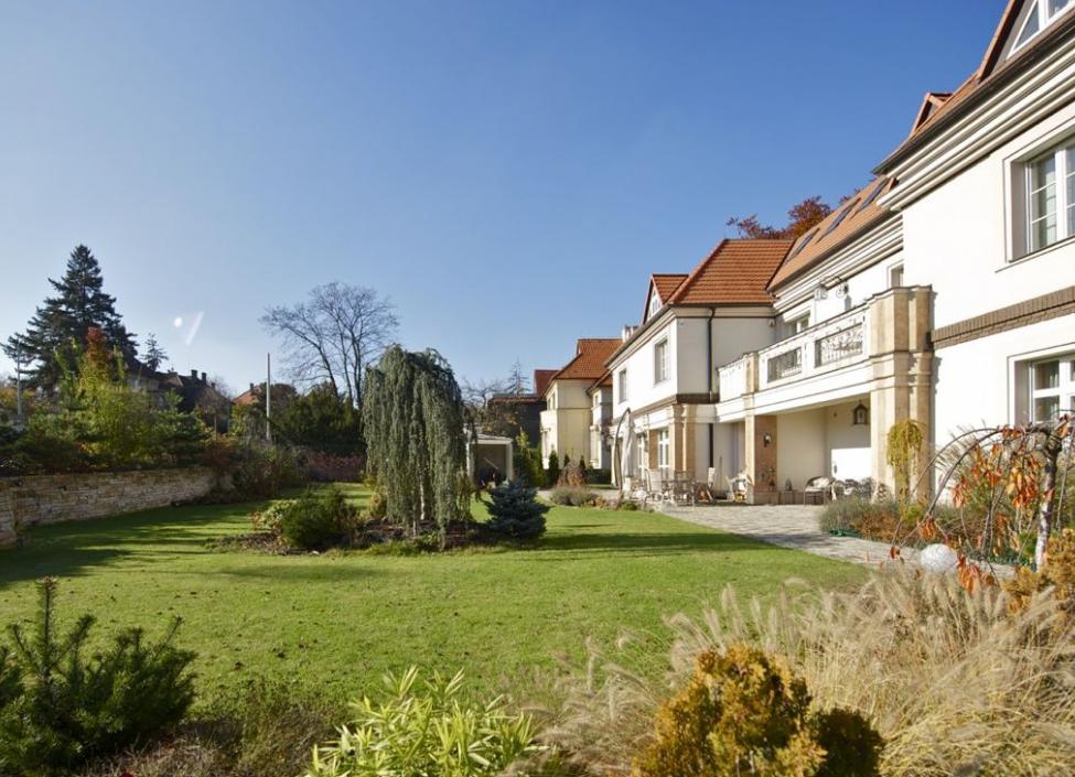 Luxusní vila ve Střešovicích 2134m 0