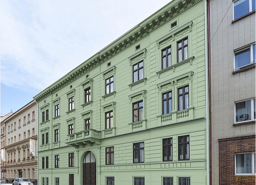 Prodej kancelářské budovy Praha 5 - 209m 1
