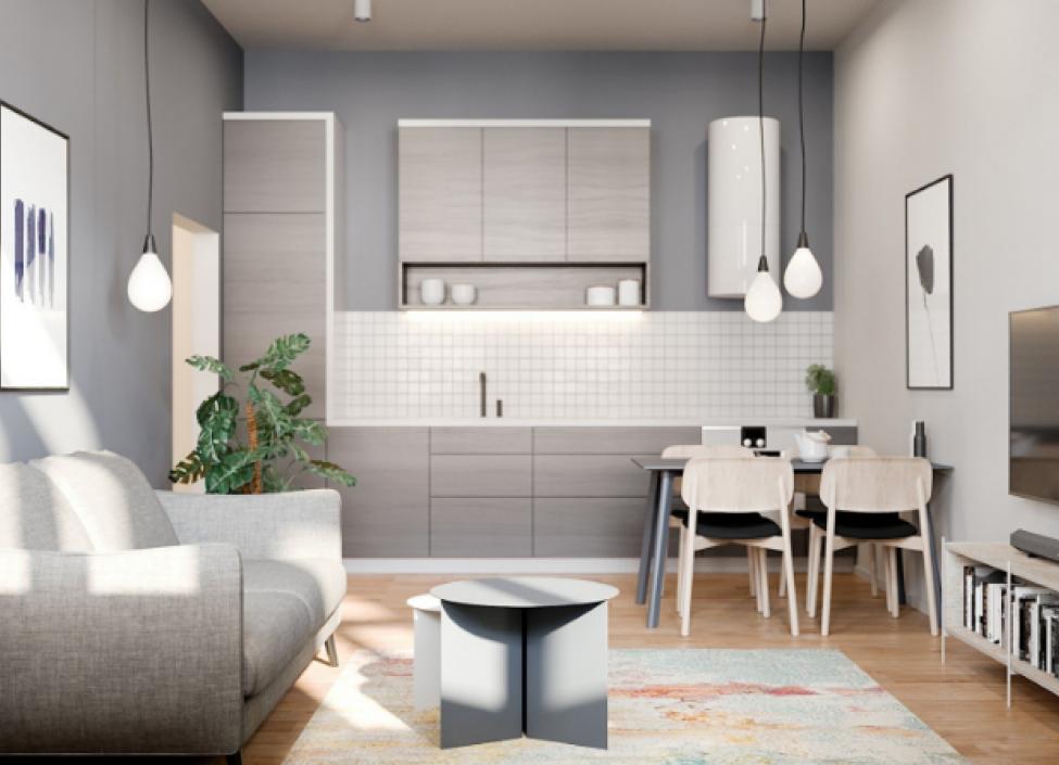 Luxusní byt na prodej Praha 3 - 90m 0