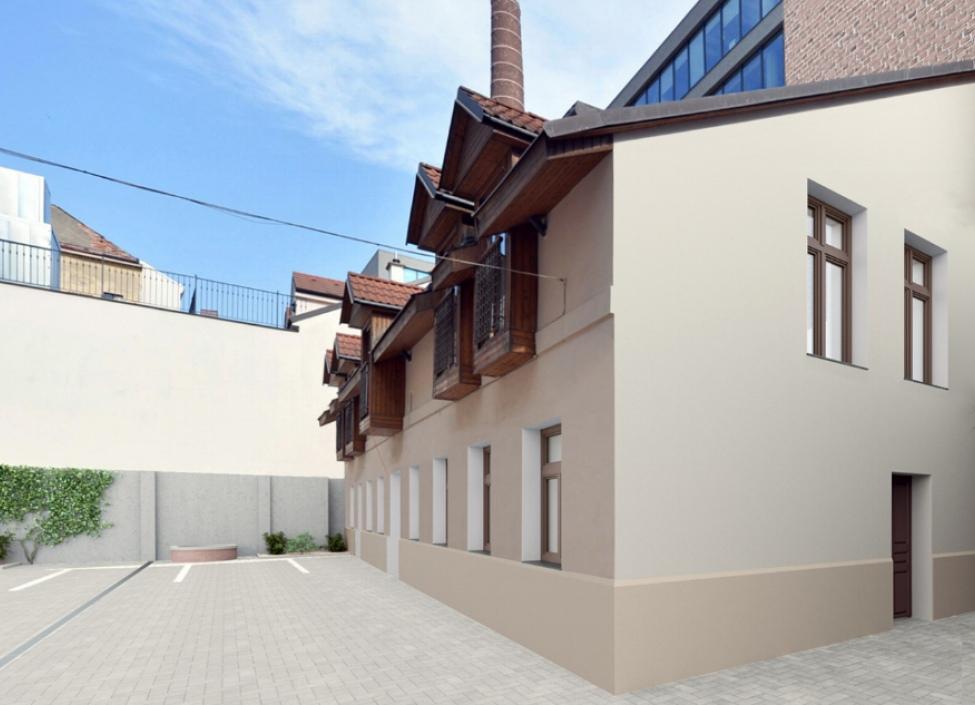 Prodej luxusního domu 201 m2- Praha 1 0