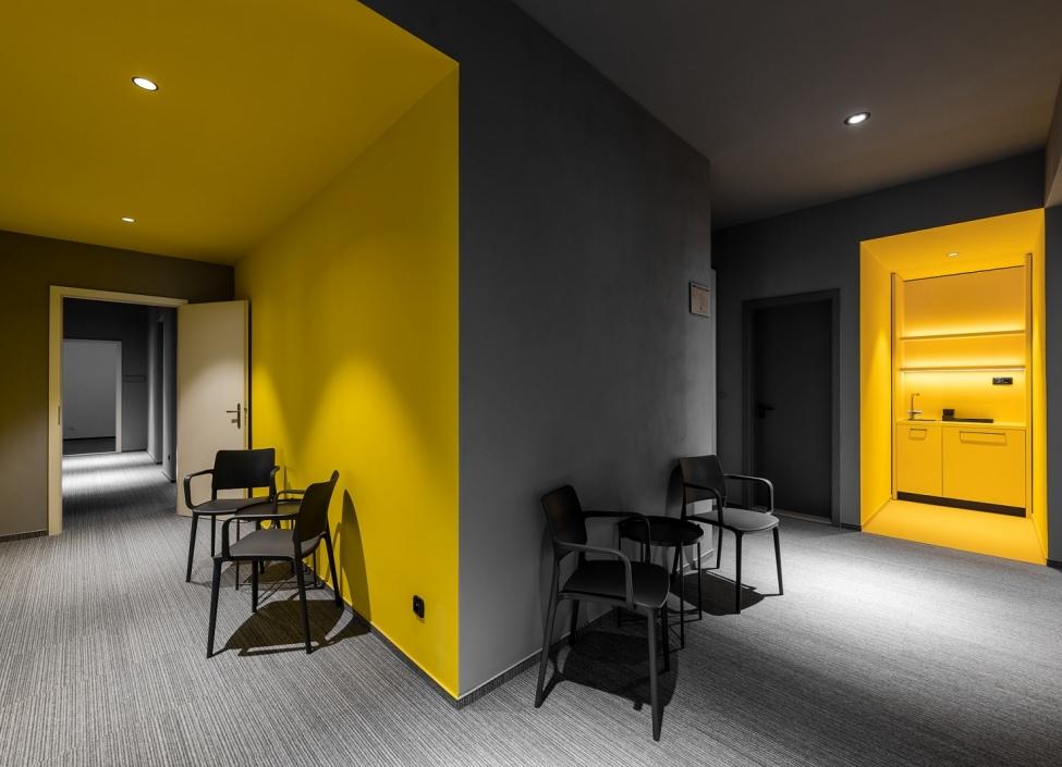 Kancelář k pronájmu, Praha 2 - 200 m2 0