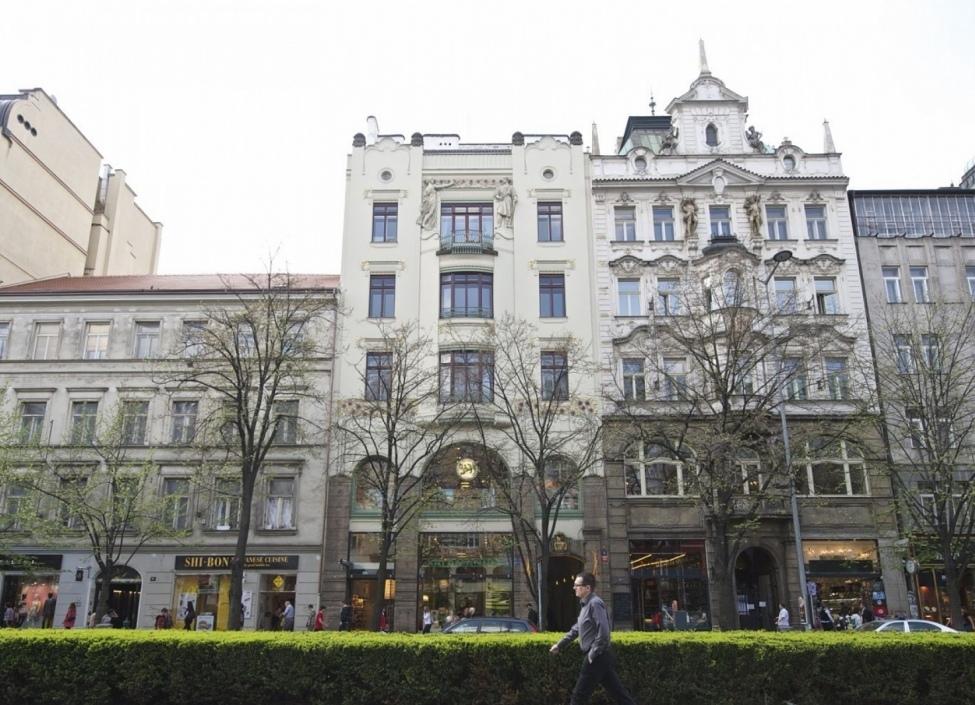 Luxusní byt k pronájmu Praha 1 - 164m 1