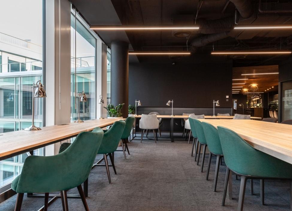 Kancelářské prostory k pronájmu, Praha 7 - 500 m2 1