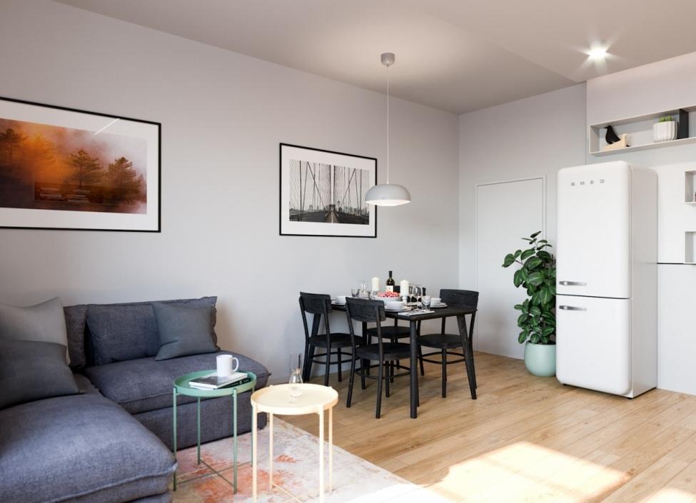 Luxusní byt na prodej Praha 3 - 50m 0