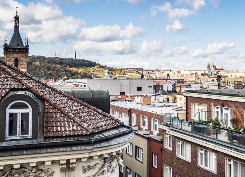 Luxusní byt na pronájem Praha 1 Nové Město 165m 0