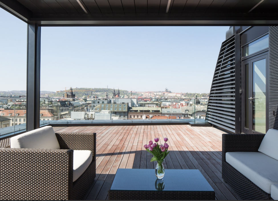 Modern office spaces for rent, Praha 1 - 153m² 0
