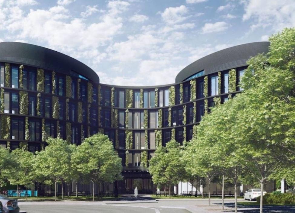 Moderní kanceláře k pronájmu, Praha 8 - 408 m2 1