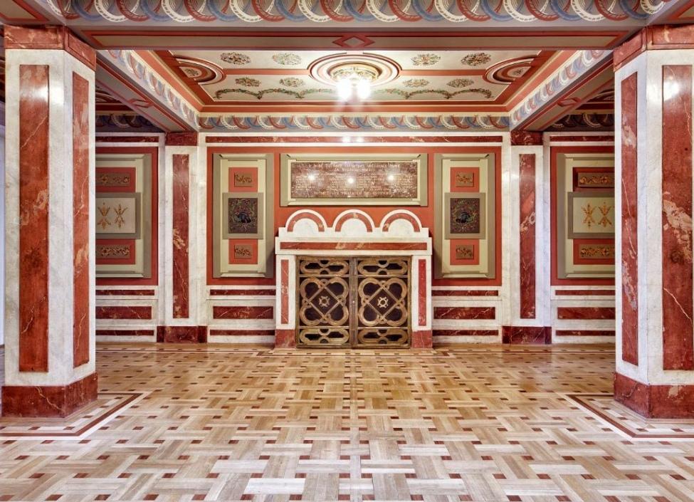 Kancelář k pronájmu, Praha 1 - 263m 1