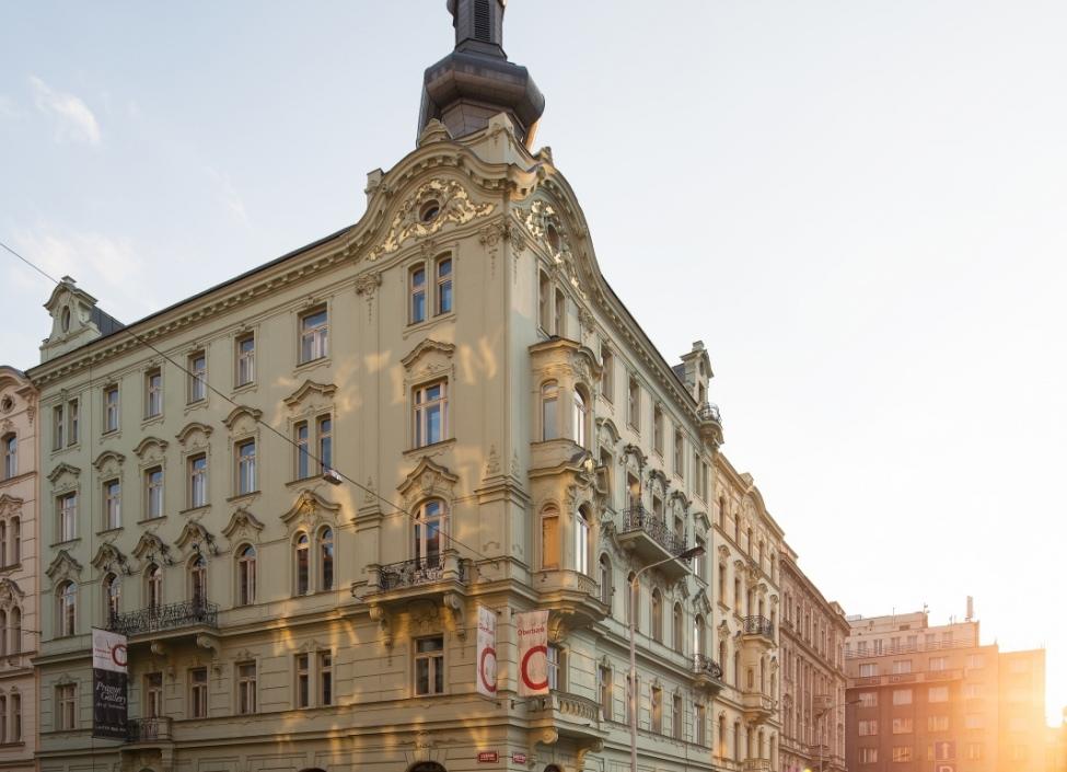 Kancelář k pronájmu, Praha 2 - 267 m2 0