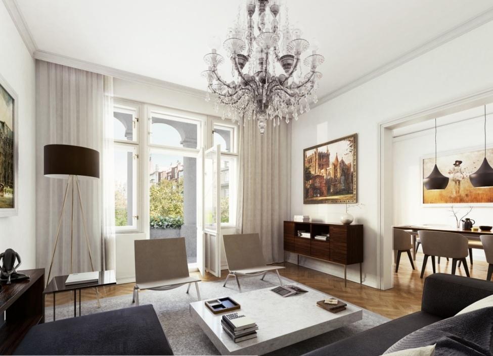 Prodej bytu Vinohrady - 114m 0