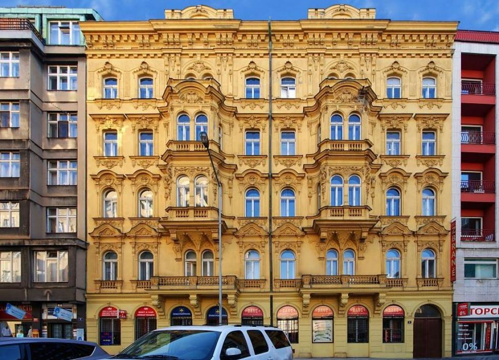 Kancelář na pronájem Praha 1 - 72m 1