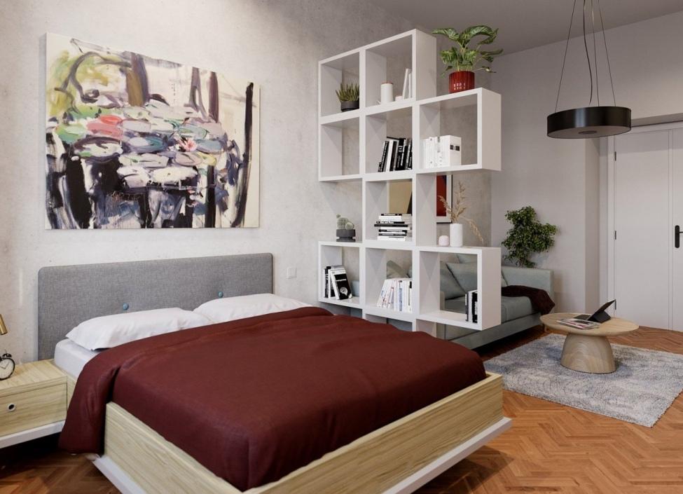 Byt na prodej - Praha 8 - Libeň - 34m 1