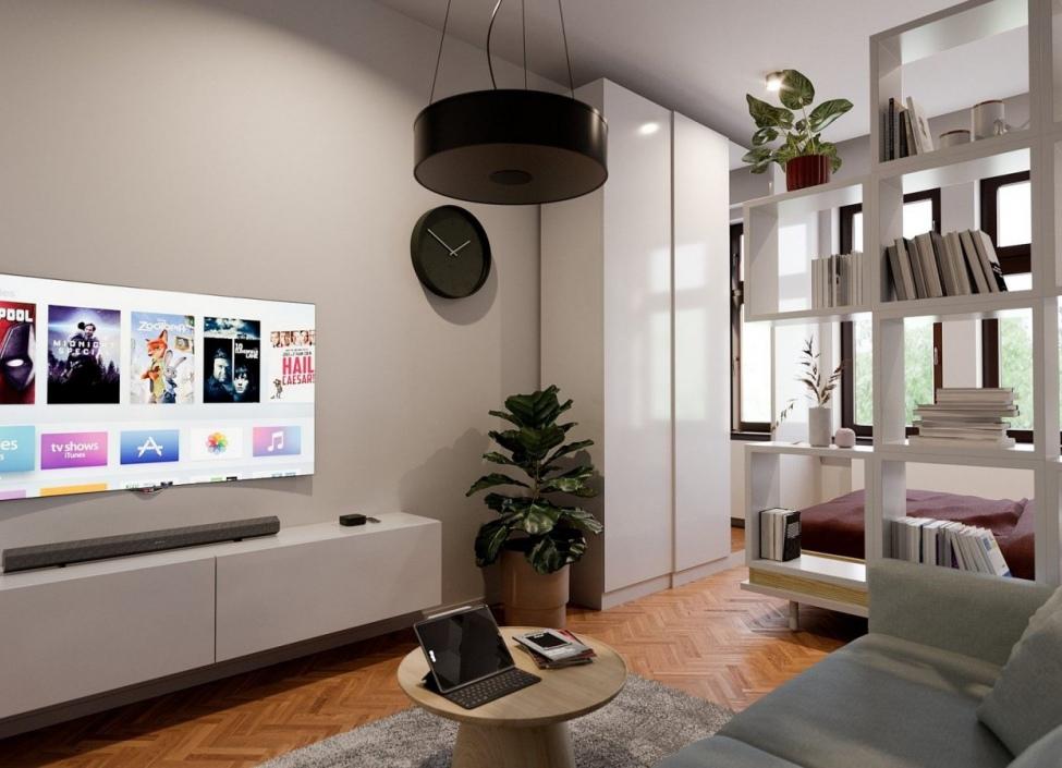 Byt na prodej - Praha 8 - Libeň - 60m 1