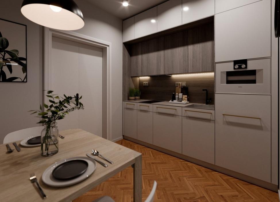 Byt na prodej - Praha 8 - Libeň - 35m 1