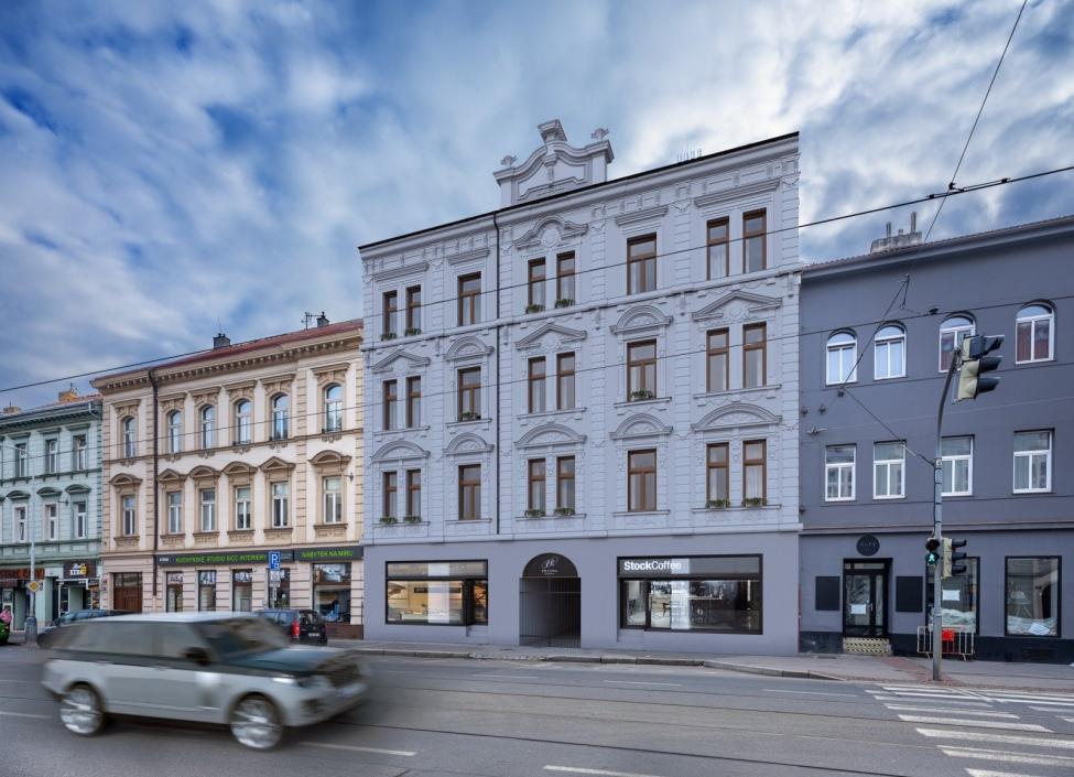 Byt na prodej - Praha 8 - Libeň - 59m 0