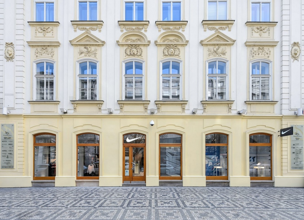 Obchodni prostor k pronájmu v centru Prahy - 79m 1