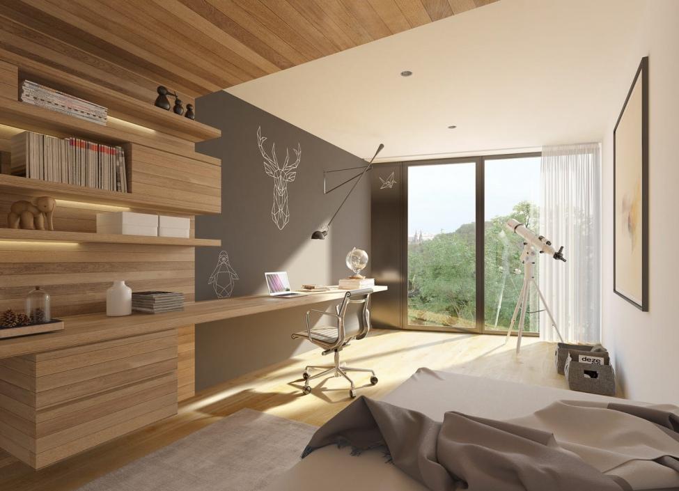 Luxusní byt na prodej - Praha 5 - Smíchov - 290m 1