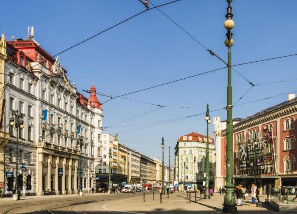 Kancelářské prostory k pronájmu, Praha 1 - 287m2 1