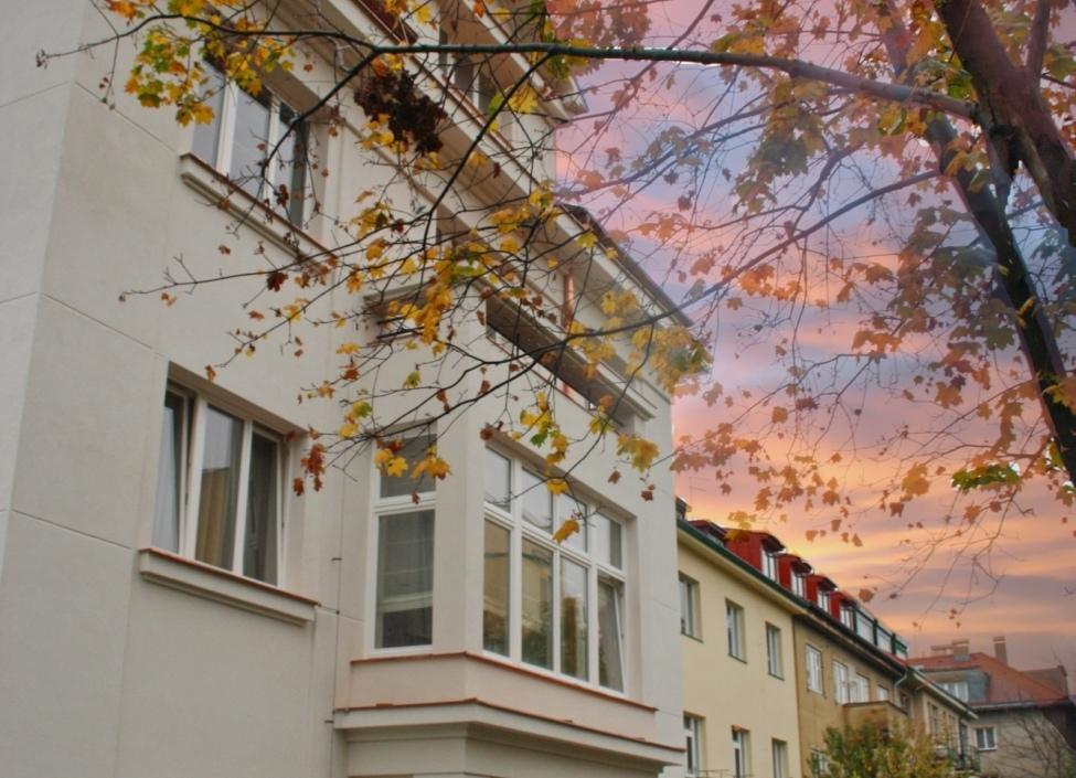 Luxusní byt ve vilové oblasti 27m 0
