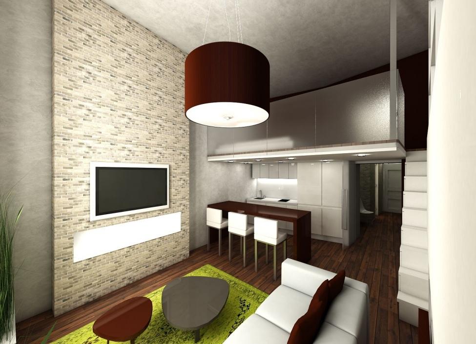 Luxusní byt na Praze 1 - 48m 0