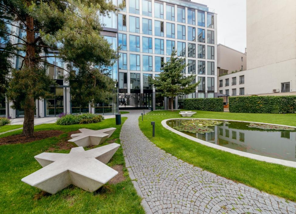 Moderní kanceláře k pronájmu, Praha 1 - 146m² 1