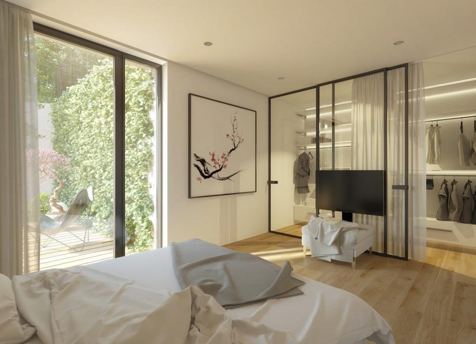 Luxusní duplex na prodej - Praha 5 - Smíchov - 234m 0
