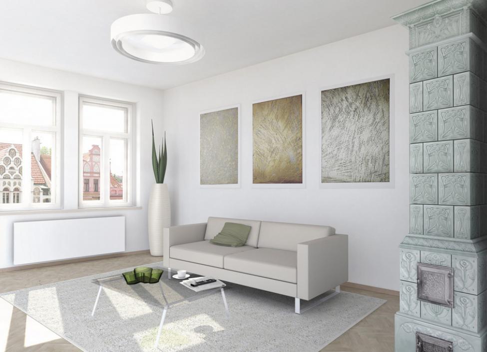 Luxusní mezonetový byt Vyšehrad 45m 0