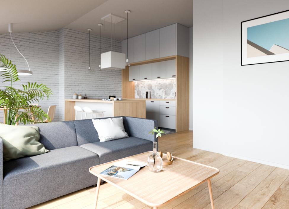 Luxusní byt na prodej Praha 3 - 61m 1