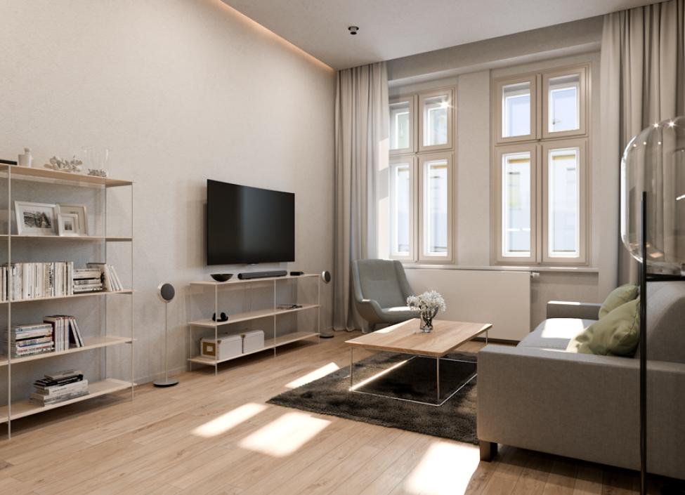 Prodej luxusního domu 201 m2- Praha 1 1