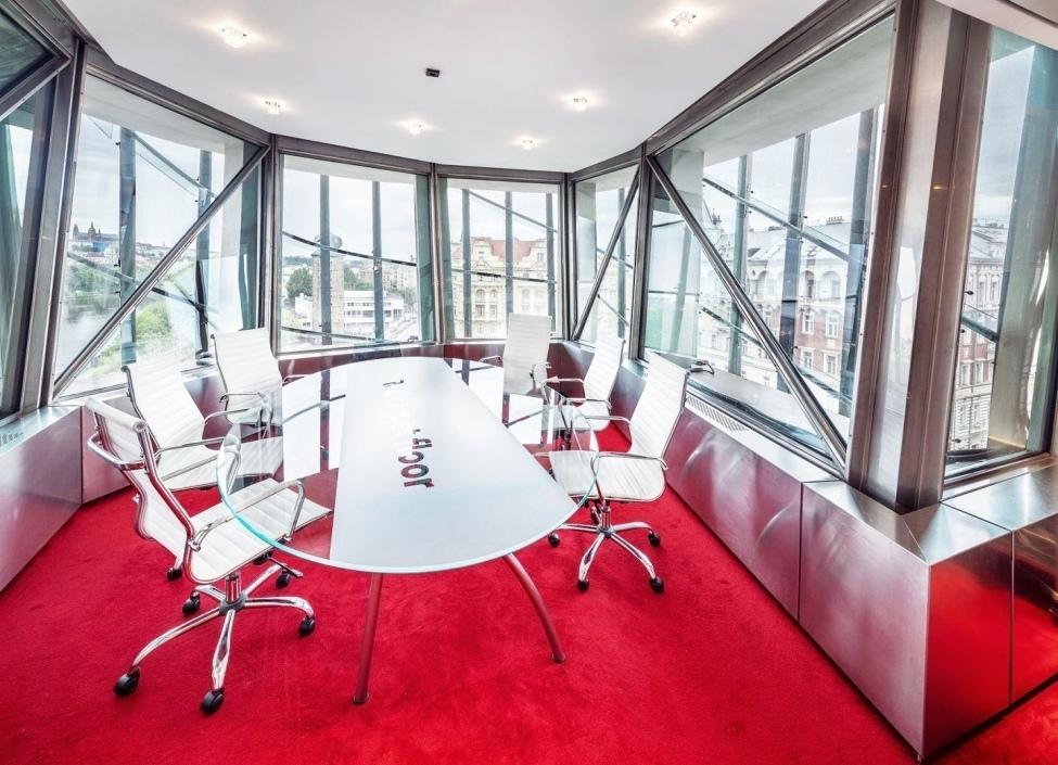 Luxusní kancelář k pronájmu Praha 2 - 30m 0