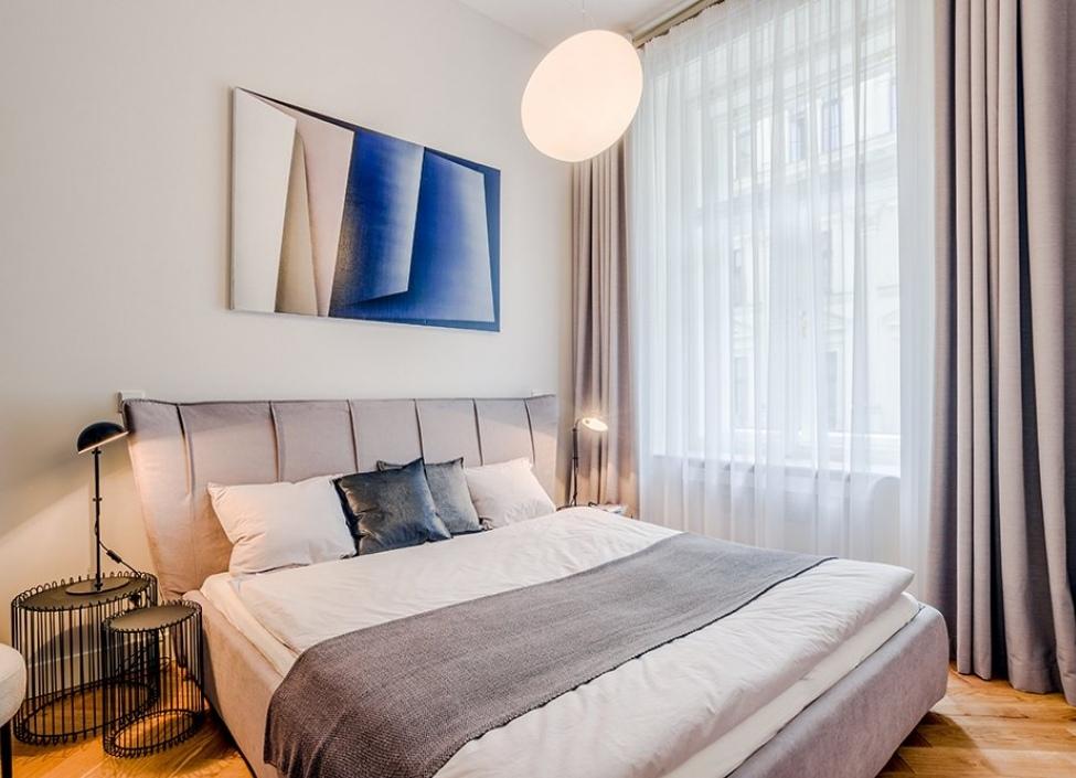 Luxusní byt Praha 1 - 38m 1