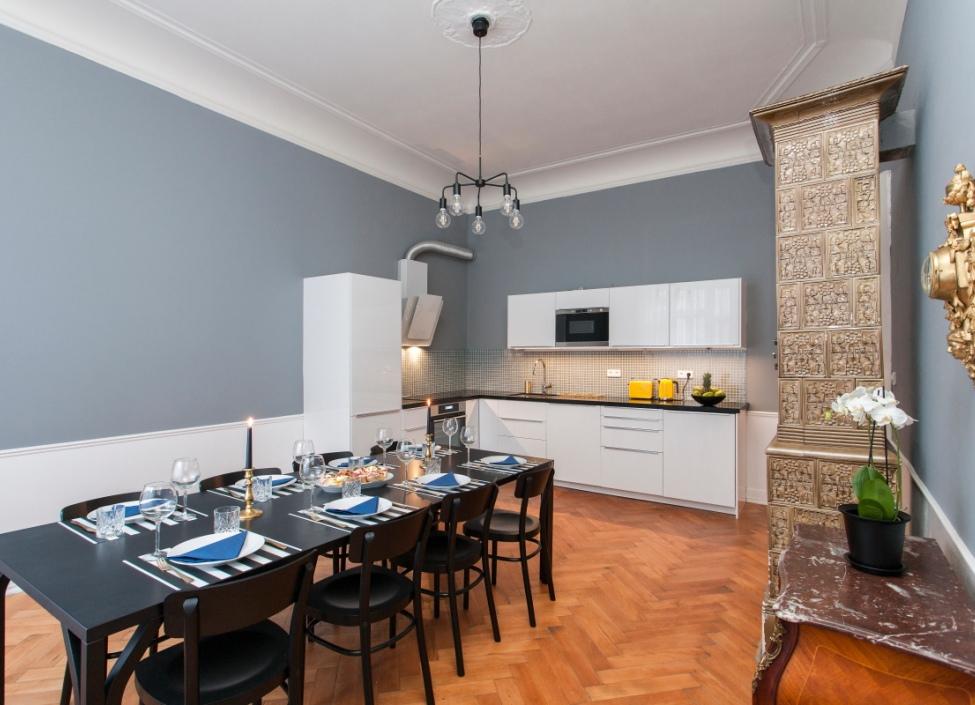 Luxusní byt na prodej Nové Město - 117m 1