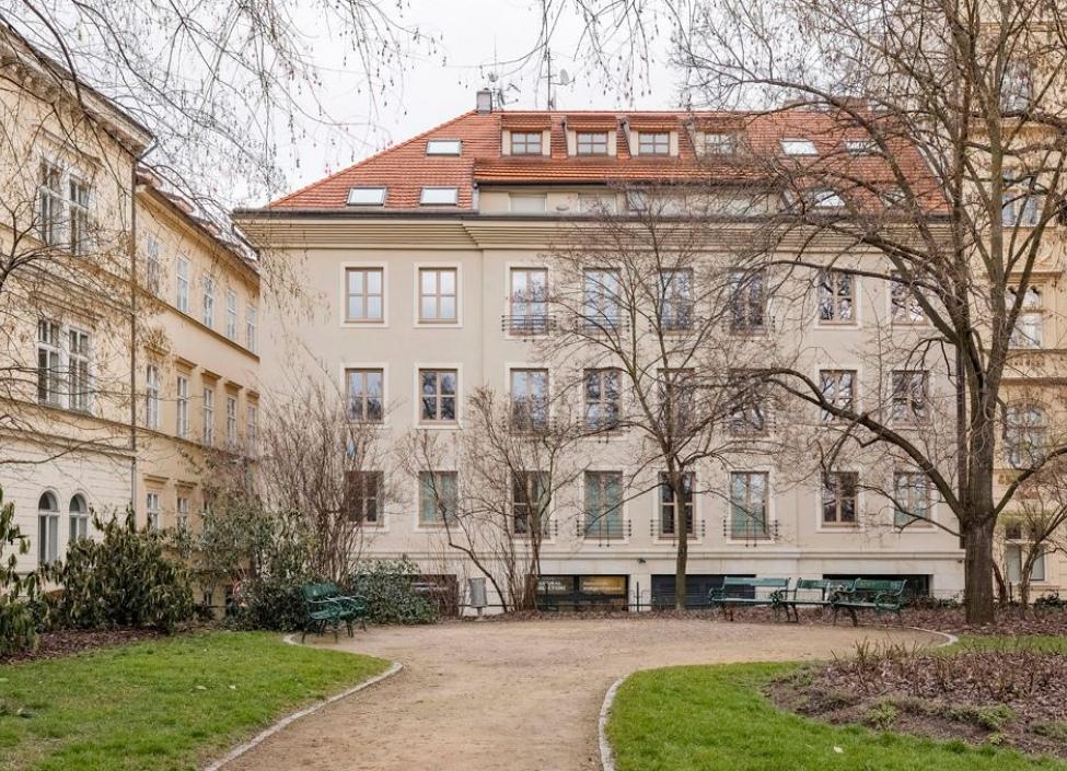 Luxusní kancelář na prodej, Praha 1 - 209m2 0