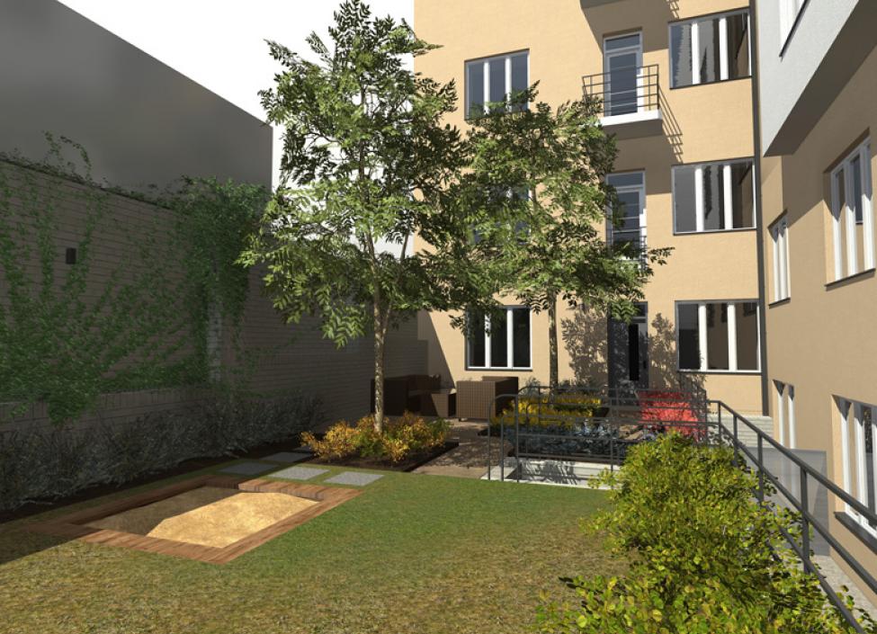 Luxusní byt s balkonem na prodej Vršovice 54m 1