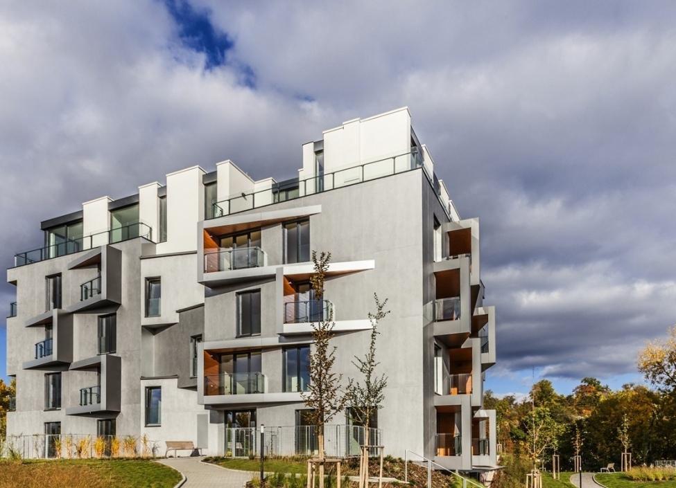 Luxusní byt s terasami 183m 1