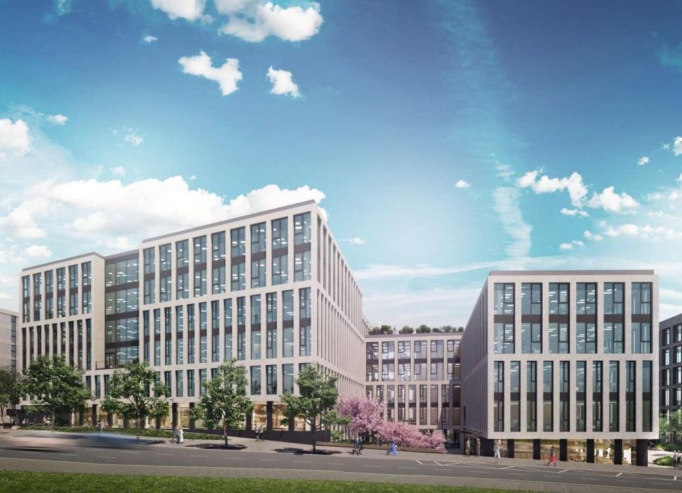 Moderní kanceláře k pronájmu, Praha 2 - 684m 0