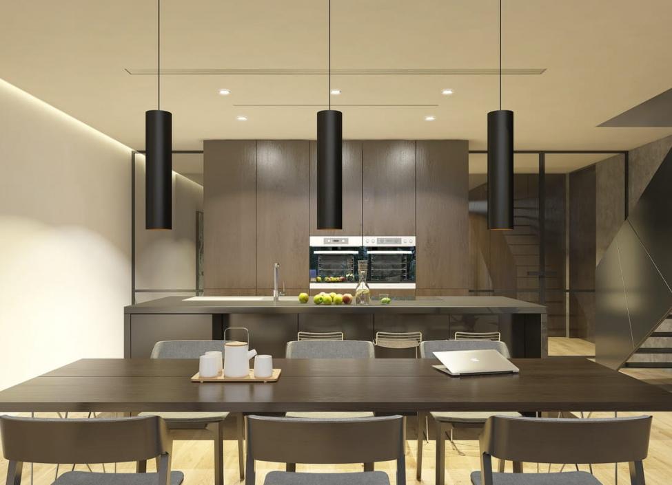 Luxusní byt na prodej - Praha 5 - Smíchov - 185m 1