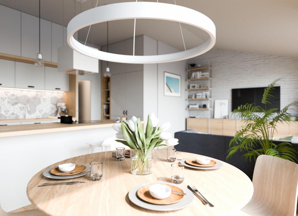 Luxury apartment for sale Prague 3 - 63m 1