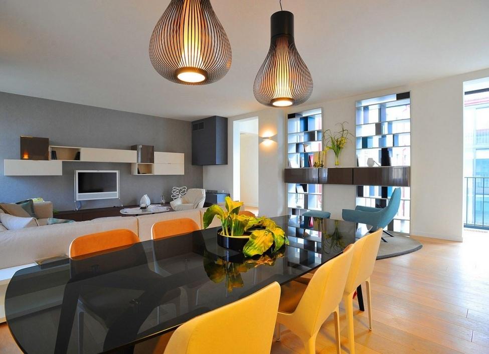 Luxusní byt Praha 1 - 102m 1